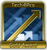 "Biostar TH55XE received ""Gold Award"" on HardwareMX.com:"