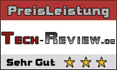 "Biostar TA890FXE received ""Price Achivement"" on Tech Review website, Germany:"