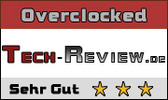 "Biostar TA890FXE received ""Overclocked"" on Tech Review website, Germany:"