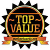 "Biostar Hi-Fi Z77X received ""Top Value Award"" from www.motherboards.org website:"