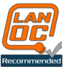 "Biostar TPOWER X79 received ""Recommended Award"" from www.lanoc.org:"