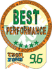 "Biostar TZ77XE4 received ""Best Performance Award"" from www.techzone.ro website:"