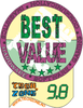 "Biostar TZ77XE4 received ""Best Value Award"" from www.techzone.ro website:"