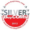 "Biostar HiFi Z77X received ""Silver Award"" from Buycoms.com, Thailand:"