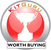 "Biostar Hi-Fi A85W received ""Worth Buying Award"" on www.kitguru.net website:"