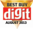 "Biostar Hi-Fi Z87X 3D received ""Best Buy Award"" from Digit Magazine, India in August issue:"