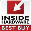 "Biostar TPower X79 received ""Best Buy Award"" from Inside Hardware, Italy:"
