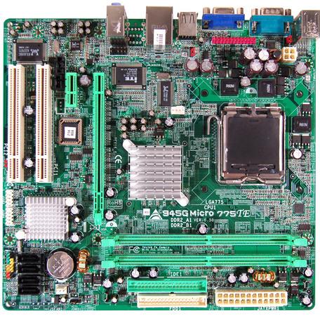945G Micro 775 TE