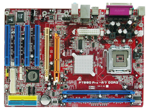 PT880 Pro-A7 DDR2
