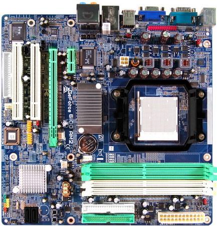 GeForce 6100 AM2