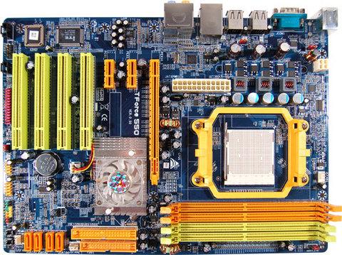 TForce 550 SE