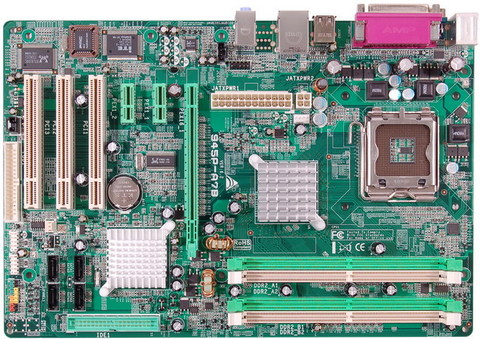 945P-A7B INTEL Socket 775 gaming motherboard