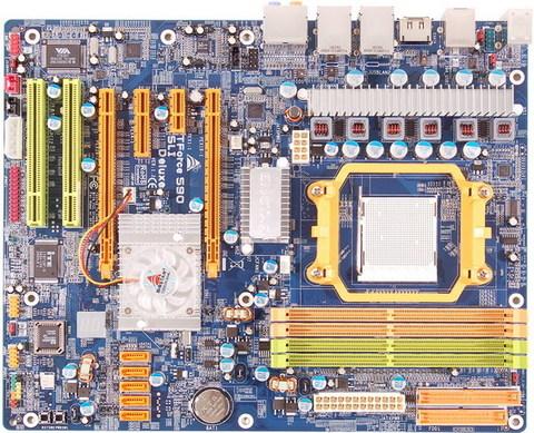 TForce 590 SLI Deluxe