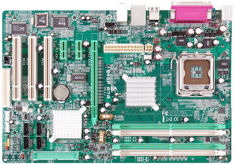 945P-A7A INTEL Socket 775 gaming motherboard