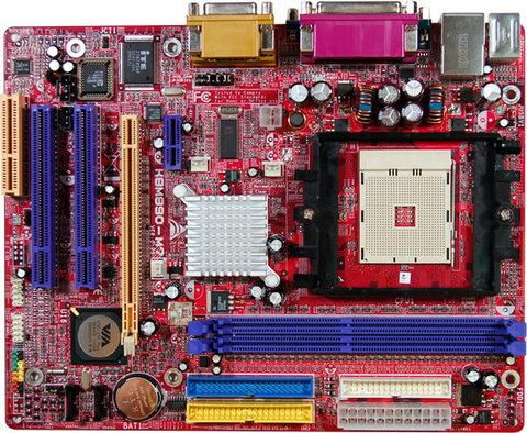 K8M890-M7 PCI-E