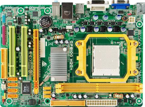 GF8100 M2G+