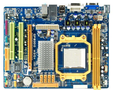 GF8200 M2G+