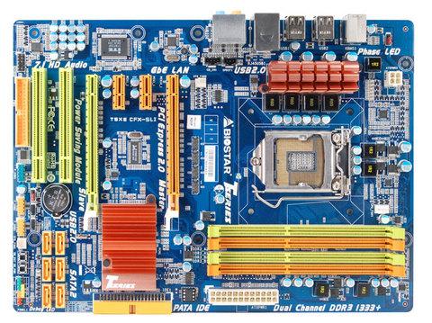 T5XE CFX-SLI