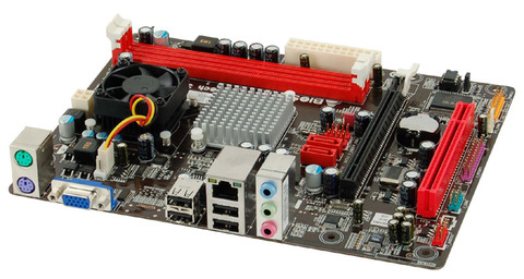 Viotech 3200+ VIA CPU onboard gaming motherboard
