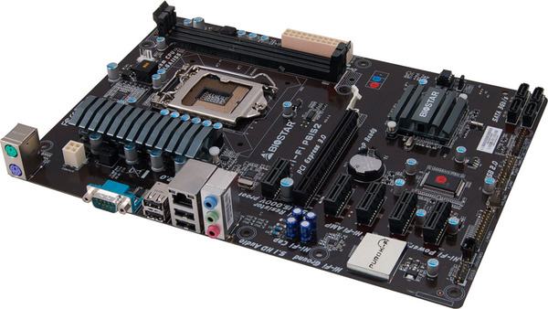 Hi-Fi P61S2 INTEL Socket 1155 gaming motherboard