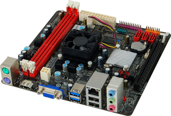 A68I-450 DELUXE AMD CPU onboard gaming motherboard