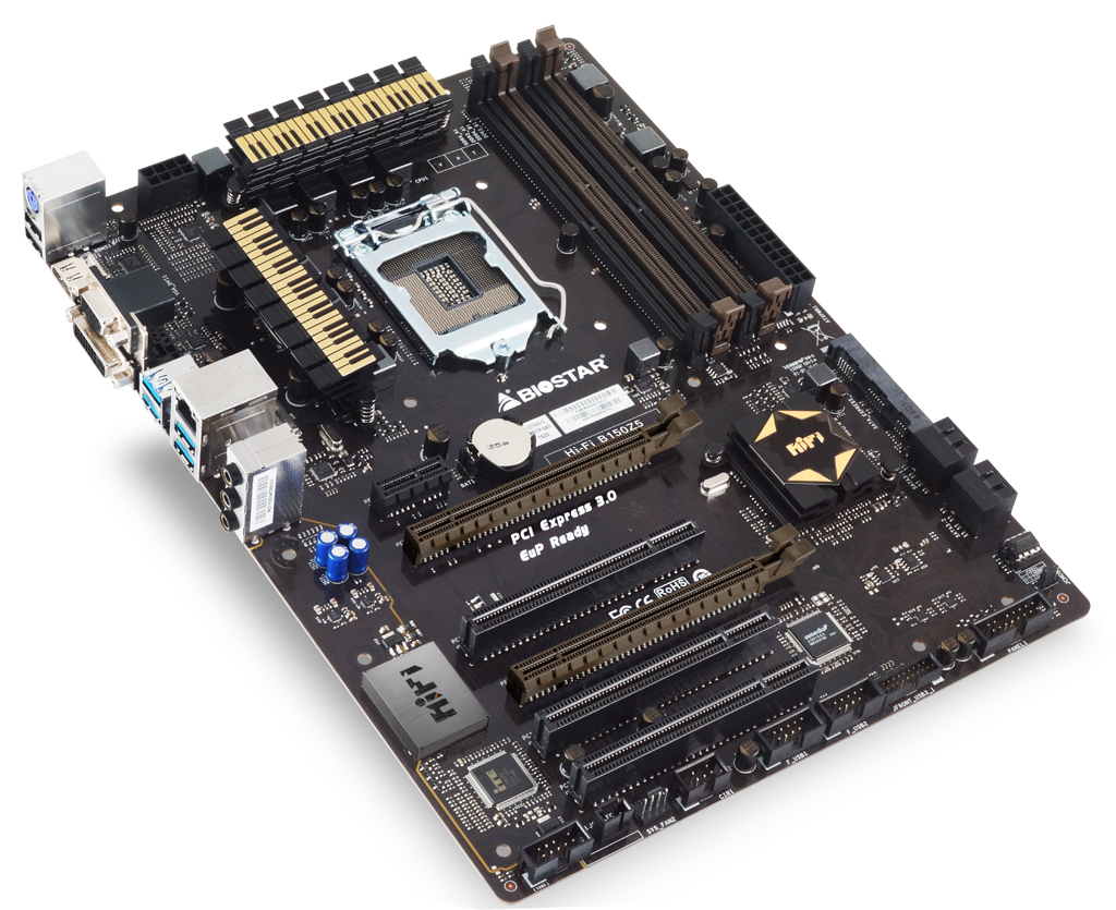 Hi-Fi B150Z5 INTEL Socket 1151 gaming motherboard