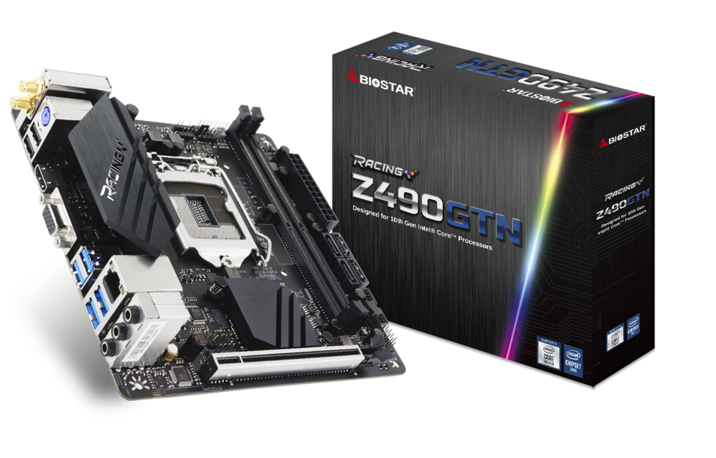 Z490GTN INTEL Socket 1200 gaming motherboard