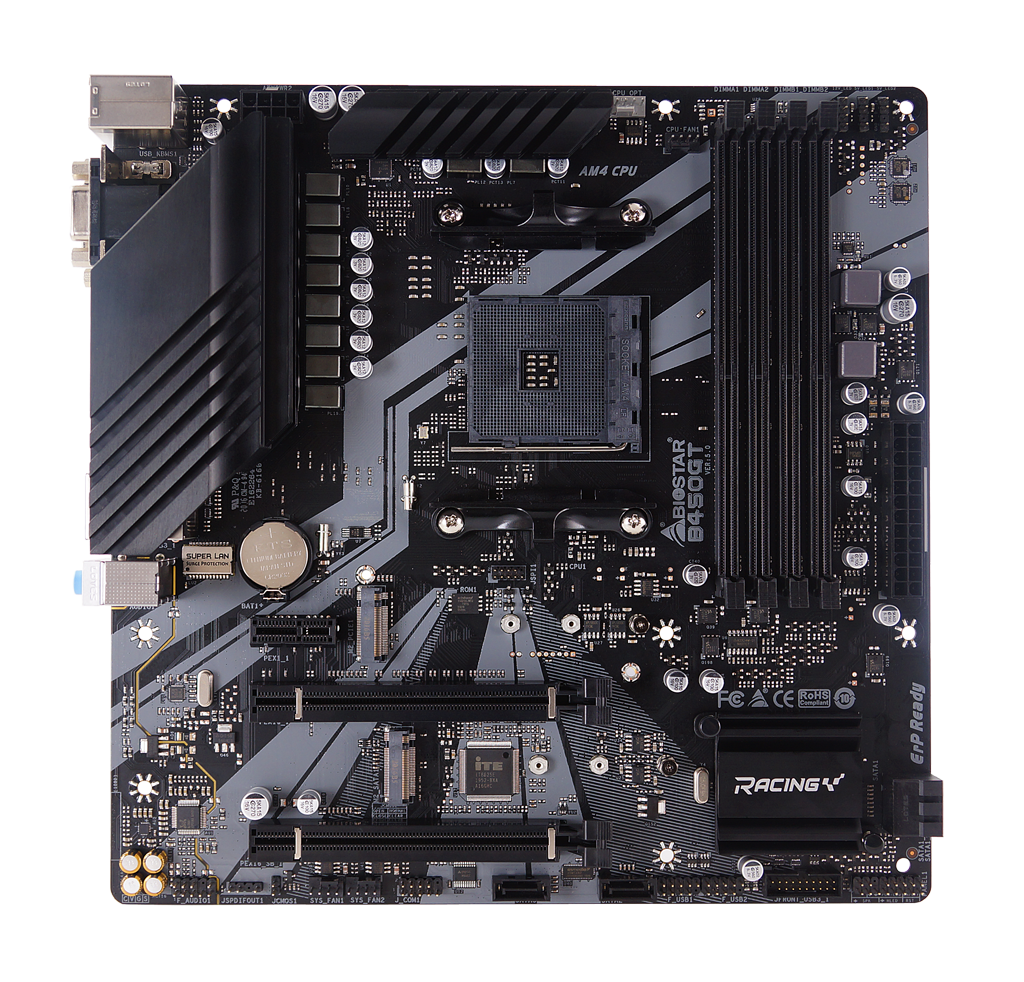 B450GT AMD Socket AM4 gaming motherboard