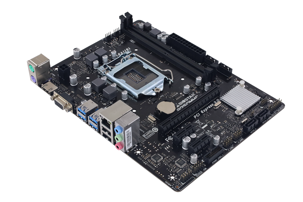 B250MHC INTEL Socket 1151 gaming motherboard