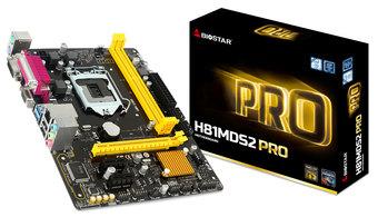 H81MDS2 PRO