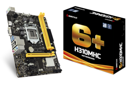 H310MHC motherboard for gaming