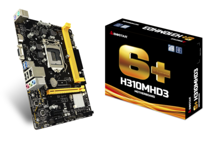 H310MHD3 motherboard for gaming