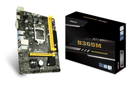 B365MHC motherboard for gaming