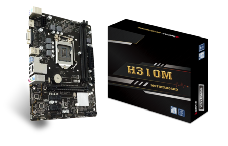 H310MHP motherboard for gaming