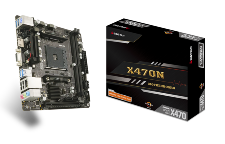 X470NH motherboard for gaming