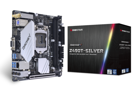 Z490T-SILVER motherboard for gaming