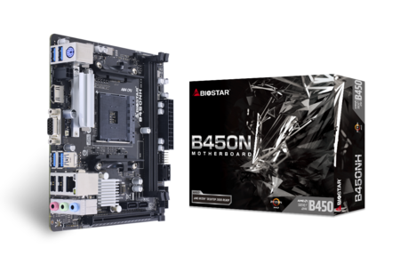 B450NH motherboard for gaming