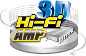 Hi-Fi AMP 3D